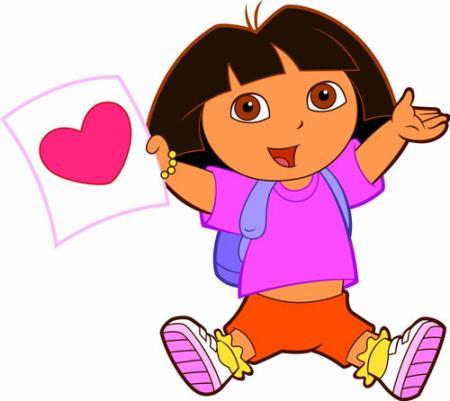 Dora festeja sus 10 años en Estados Unidos
