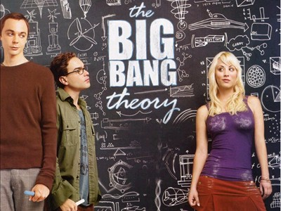 The Big Bang Theory, una estupenda serie